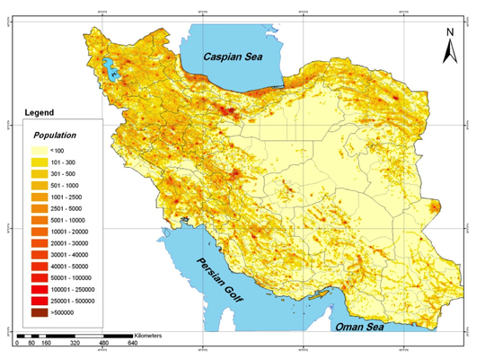 Middle east population distribution for iran gumiabroncs Image collections